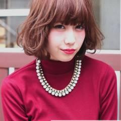 外国人風 フェミニン 愛され モテ髪 ヘアスタイルや髪型の写真・画像