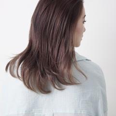 髪質改善 ナチュラル可愛い ダメージレス ナチュラル ヘアスタイルや髪型の写真・画像