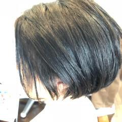 ナチュラル ショート 簡単ヘアアレンジ ヘアスタイルや髪型の写真・画像