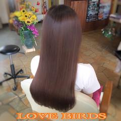 ナチュラル ロング 美髪 ヘアスタイルや髪型の写真・画像