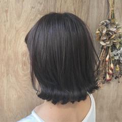 ブリーチ ストリート グラデーションカラー ボブ ヘアスタイルや髪型の写真・画像