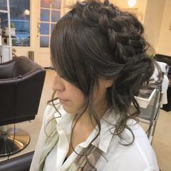 女子会 色気 大人かわいい ナチュラル ヘアスタイルや髪型の写真・画像