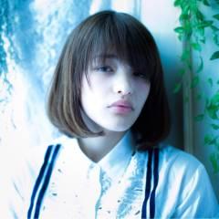 ヘアアレンジ モテ髪 ボブ コンサバ ヘアスタイルや髪型の写真・画像