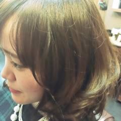 ボブ ガーリー 愛され フェミニン ヘアスタイルや髪型の写真・画像