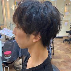 ショート メンズショート メンズカット ナチュラル ヘアスタイルや髪型の写真・画像