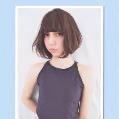 ゆるふわ 丸顔 卵型 モテ髪 ヘアスタイルや髪型の写真・画像