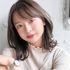 韓国ヘア デート コンサバ パーティ ヘアスタイルや髪型の写真・画像