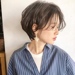 オフィス スポーツ デート エフォートレス ヘアスタイルや髪型の写真・画像