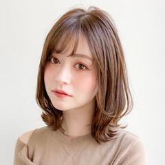 大人女子 ゆるふわパーマ ナチュラル デジタルパーマ ヘアスタイルや髪型の写真・画像