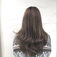 ロング パーマ アウトドア スポーツ ヘアスタイルや髪型の写真・画像