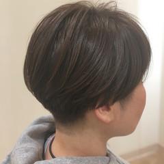 刈り上げショート ショートヘア ショート 刈り上げ女子 ヘアスタイルや髪型の写真・画像