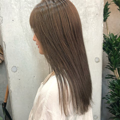 ナチュラル インナーカラー ダブルカラー ブリーチカラー ヘアスタイルや髪型の写真・画像