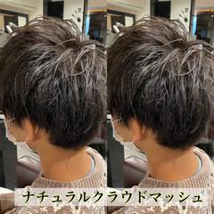 ショート メンズショート ナチュラル メンズカット ヘアスタイルや髪型の写真・画像