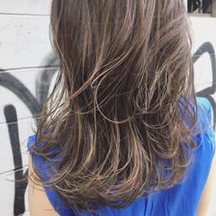 ストリート グレージュ 外国人風 爽やか ヘアスタイルや髪型の写真・画像