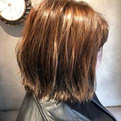 オフィス 簡単ヘアアレンジ コンサバ ハイライト ヘアスタイルや髪型の写真・画像