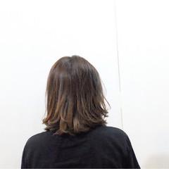 グラデーションカラー 愛され ニュアンス ナチュラル ヘアスタイルや髪型の写真・画像
