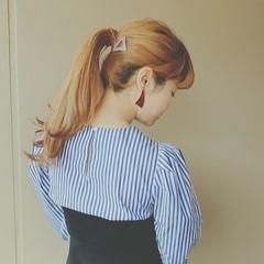 大人かわいい ロング 冬 ヘアアレンジ ヘアスタイルや髪型の写真・画像