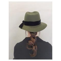 ナチュラル デート ヘアアレンジ 簡単ヘアアレンジ ヘアスタイルや髪型の写真・画像