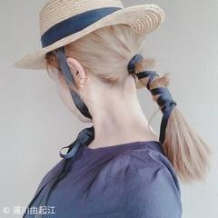 ロング デート 大人かわいい ストリート ヘアスタイルや髪型の写真・画像
