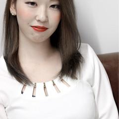 愛され 外国人風 モテ髪 秋 ヘアスタイルや髪型の写真・画像