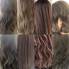 ロング 成人式 デート ストリート ヘアスタイルや髪型の写真・画像