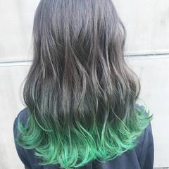 ストリート エフォートレス ヘアアレンジ 簡単ヘアアレンジ ヘアスタイルや髪型の写真・画像