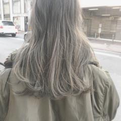 ストリート 愛され ヘアアレンジ 冬 ヘアスタイルや髪型の写真・画像