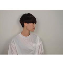 ショート ナチュラル モード 大人女子 ヘアスタイルや髪型の写真・画像