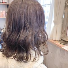 ヘアアレンジ インナーカラーホワイト メンズショート ミディアム ヘアスタイルや髪型の写真・画像