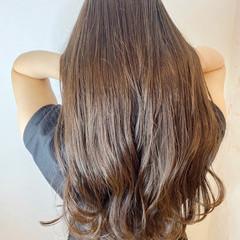 髪質改善 インナーカラー ナチュラル 大人女子 ヘアスタイルや髪型の写真・画像