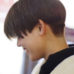 ショートヘア ハンサムショート モード 刈り上げショート ヘアスタイルや髪型の写真・画像