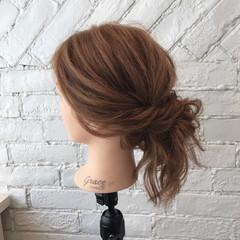 夏 涼しげ セミロング ナチュラル ヘアスタイルや髪型の写真・画像