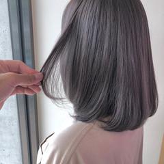 ヘアカラー ナチュラル ヘアアレンジ ブリーチ ヘアスタイルや髪型の写真・画像