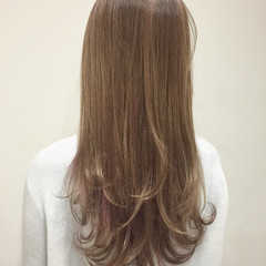 ゆるふわ ガーリー ロング 外国人風 ヘアスタイルや髪型の写真・画像