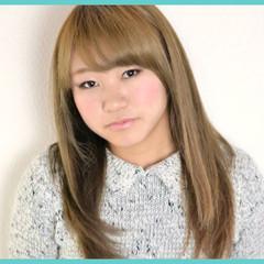 ロング ナチュラル 外国人風 渋谷系 ヘアスタイルや髪型の写真・画像