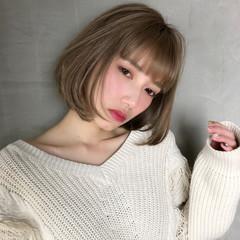 外国人風カラー アンニュイ 外国人風 モード ヘアスタイルや髪型の写真・画像
