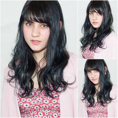 外国人風カラー 抜け感 透明感 フェミニン ヘアスタイルや髪型の写真・画像