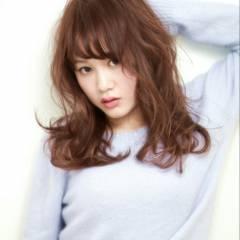モテ髪 愛され 外国人風 大人かわいい ヘアスタイルや髪型の写真・画像