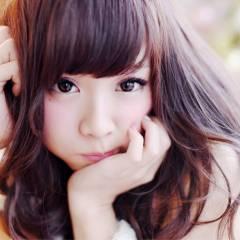 かわいい モテ髪 コンサバ ロング ヘアスタイルや髪型の写真・画像