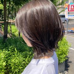 似合わせカット コンサバ アンニュイほつれヘア デジタルパーマ ヘアスタイルや髪型の写真・画像