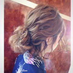 ヘアアレンジ アップスタイル 結婚式 ショート ヘアスタイルや髪型の写真・画像