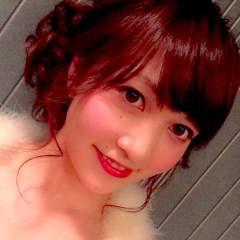 ヘアアレンジ アップスタイル 編み込み 大人かわいい ヘアスタイルや髪型の写真・画像