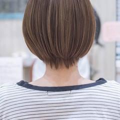 ショート 小顔ショート ショートヘア 大人かわいい ヘアスタイルや髪型の写真・画像
