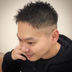 メンズカット 刈り上げ メンズショート ショート ヘアスタイルや髪型の写真・画像
