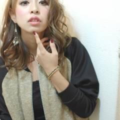 アッシュ 黒髪 コンサバ モテ髪 ヘアスタイルや髪型の写真・画像
