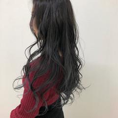 愛され グラデーションカラー 外国人風 ゆるふわ ヘアスタイルや髪型の写真・画像