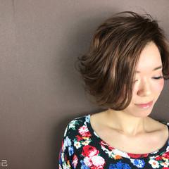 エレガント ボブ 大人女子 似合わせ ヘアスタイルや髪型の写真・画像