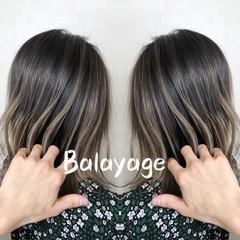 ショートボブ ストリート ミルクティーベージュ ボブ ヘアスタイルや髪型の写真・画像