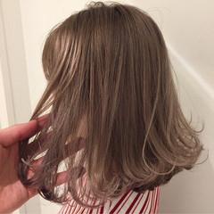 外国人風カラー 抜け感 ストリート ベージュ ヘアスタイルや髪型の写真・画像