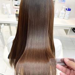 トリートメント 艶髪 髪質改善トリートメント 最新トリートメント ヘアスタイルや髪型の写真・画像